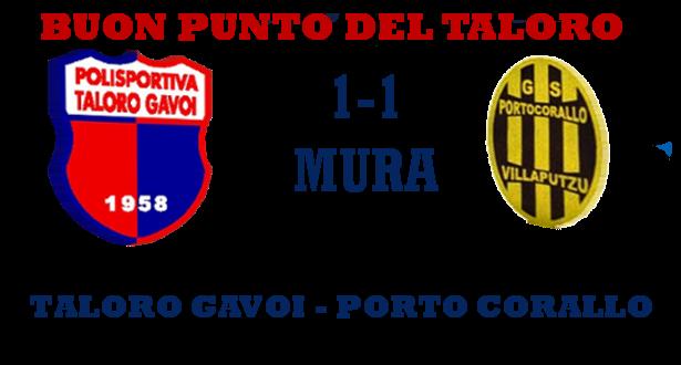 Taloro Gavoi – Porto Corallo 1-1