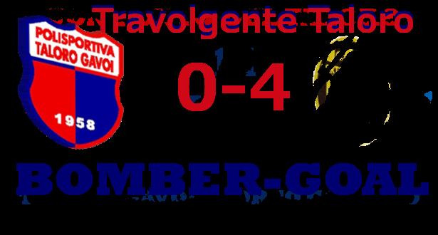 Tempio – Taloro Gavoi 0-4