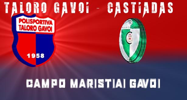TALORO GAVOI – CASTIADAS 4-0