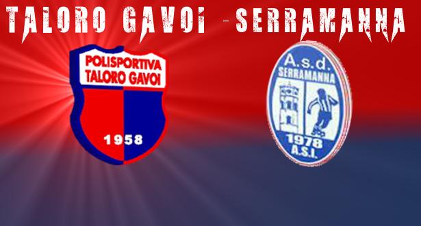 TALORO GAVOI – SERRAMANNA 3-1