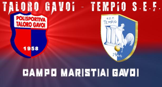 Taloro Gavoi – Tempio S.e.f:2-0