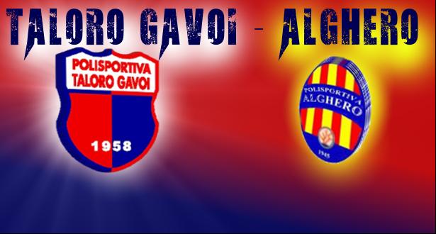TALORO GAVOI – ALGHERO: 0-1