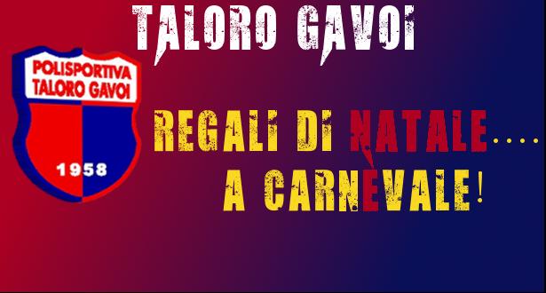 CALANGIANUS – TALORO GAVOI: 1-1