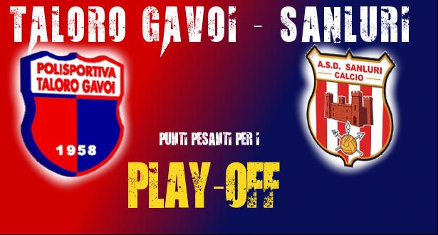 TALORO GAVOI – SANLURI: 0-0