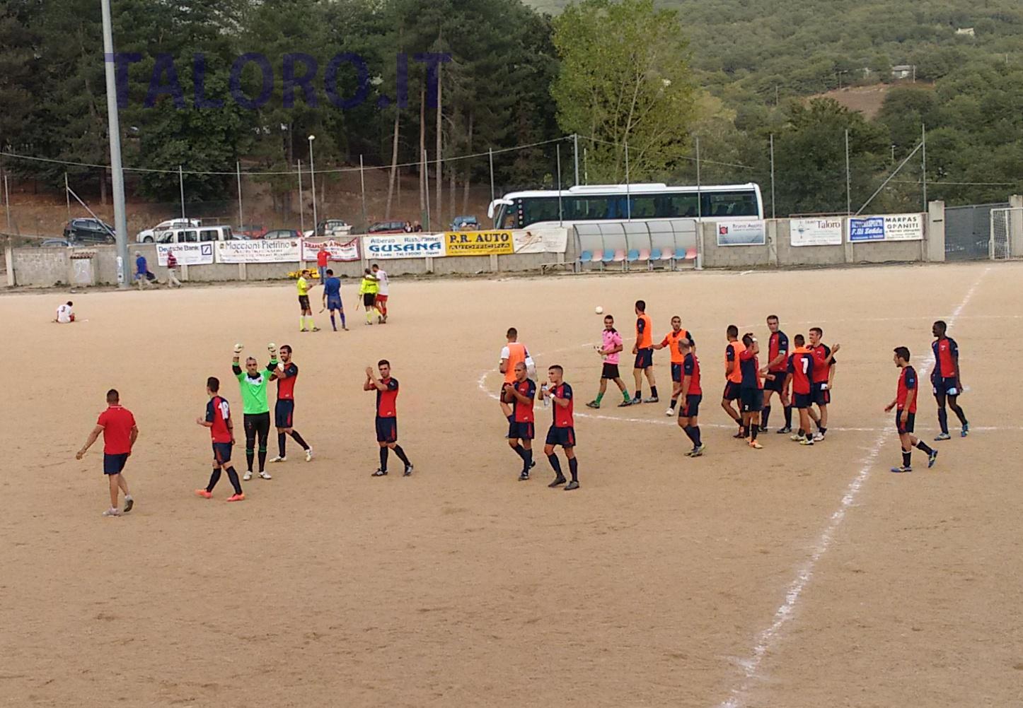 TALORO-FONNI: 4-0 (amichevole)