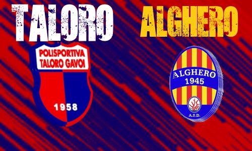 TALOROGAVOI – ALGHERO: 4-1