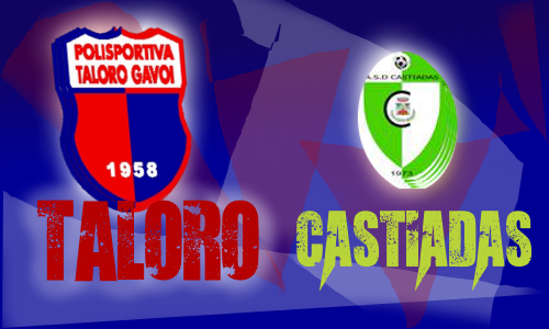 TALORO GAVOI – CASTIADAS: 2-0