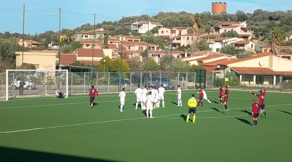 Goal di Marco Pinna