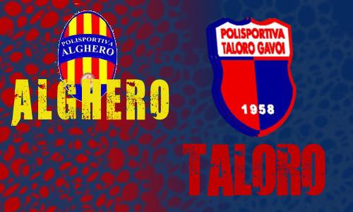 ALGHERO – TALORO GAVOI:0-2