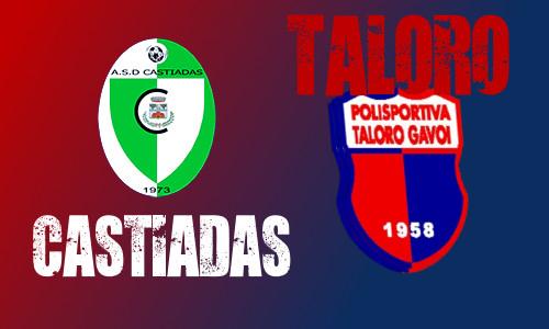 CASTIADAS – TALORO GAVOI: 6-0