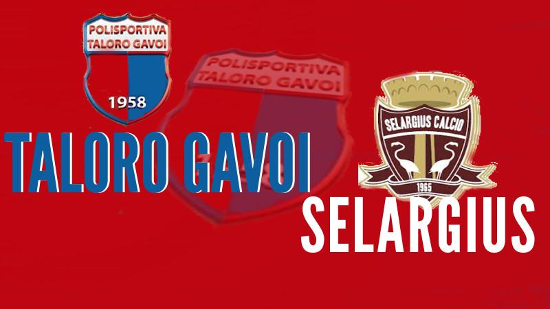 TALORO GAVOI – SELARGIUS: 1-0
