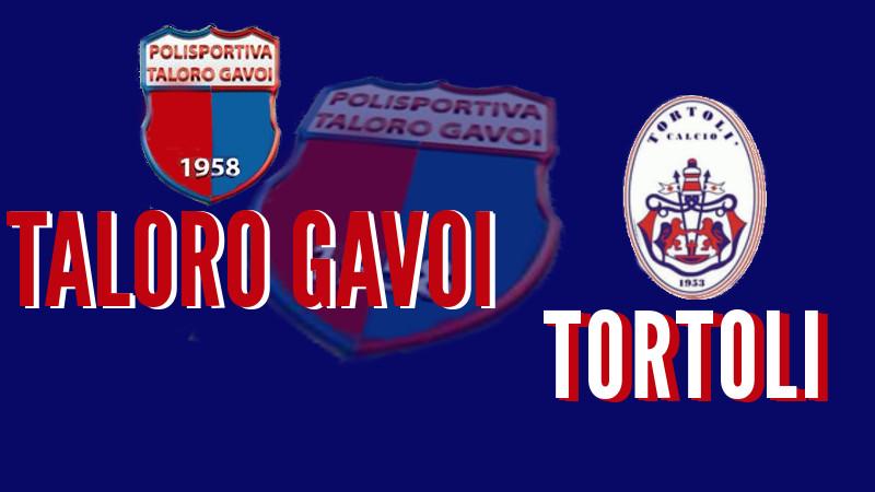TALORO GAVOI – TORTOLI: 1-1