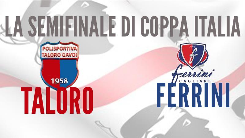TALORO GAVOI-FERRINI CAGLIARI:3-0