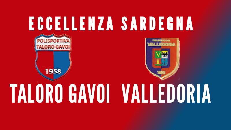 TALORO GAVOI – VALLEDORIA: 1-0