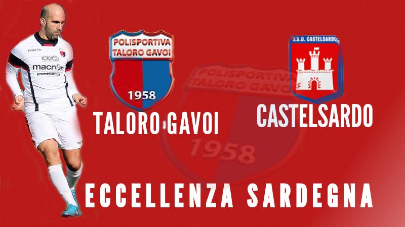 TALORO GAVOI – CASTELSARDO: 5-2
