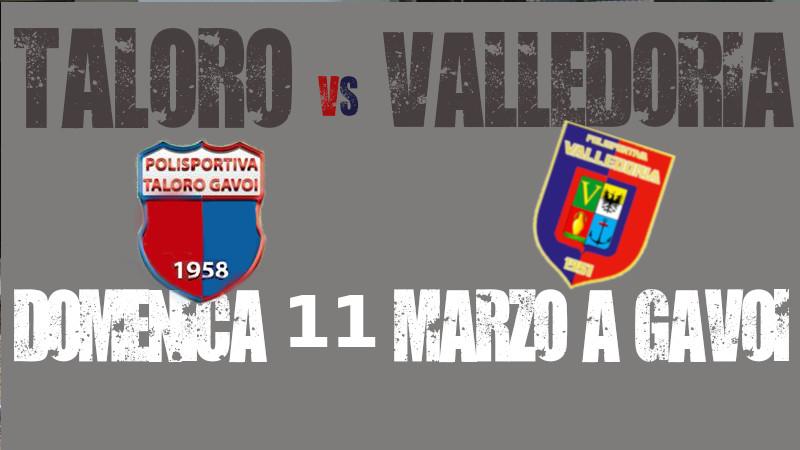 TALORO VALLEDORIA: 4-0