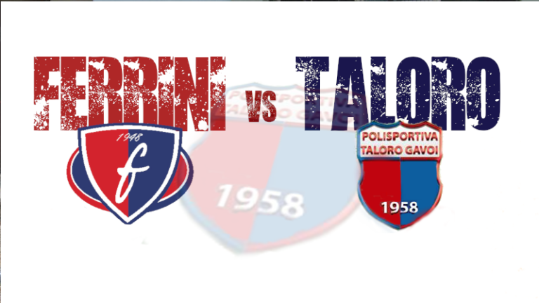 FERRINI – TALORO: 3-0