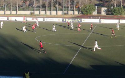 Porto Rotondo-Taloro Gavoi: 1-0