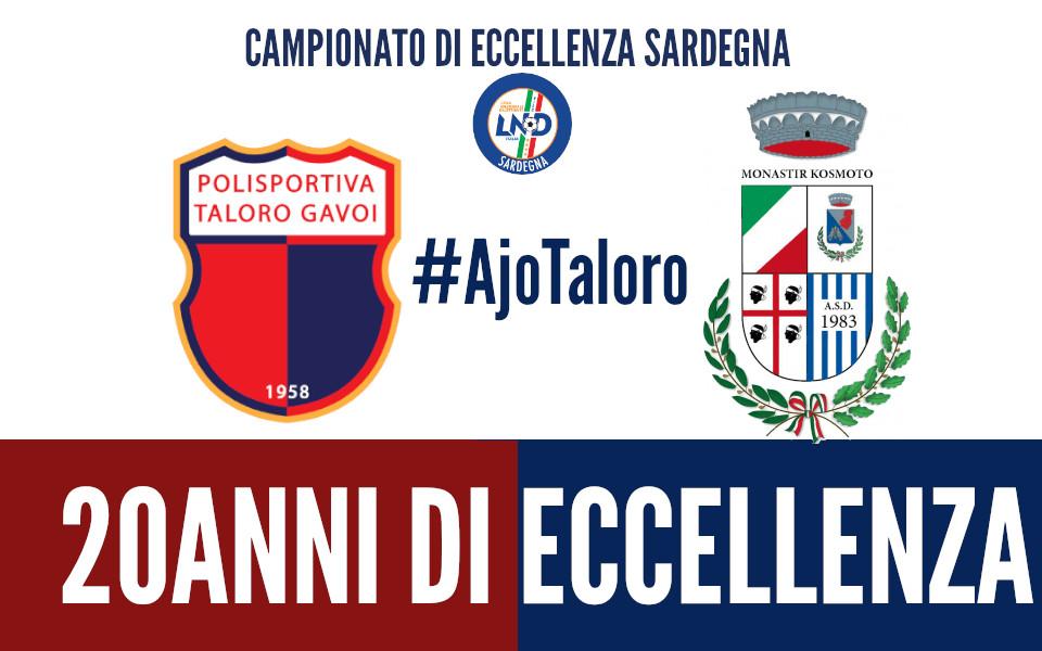 TALORO GAVOI-MONASTIR: 0-0