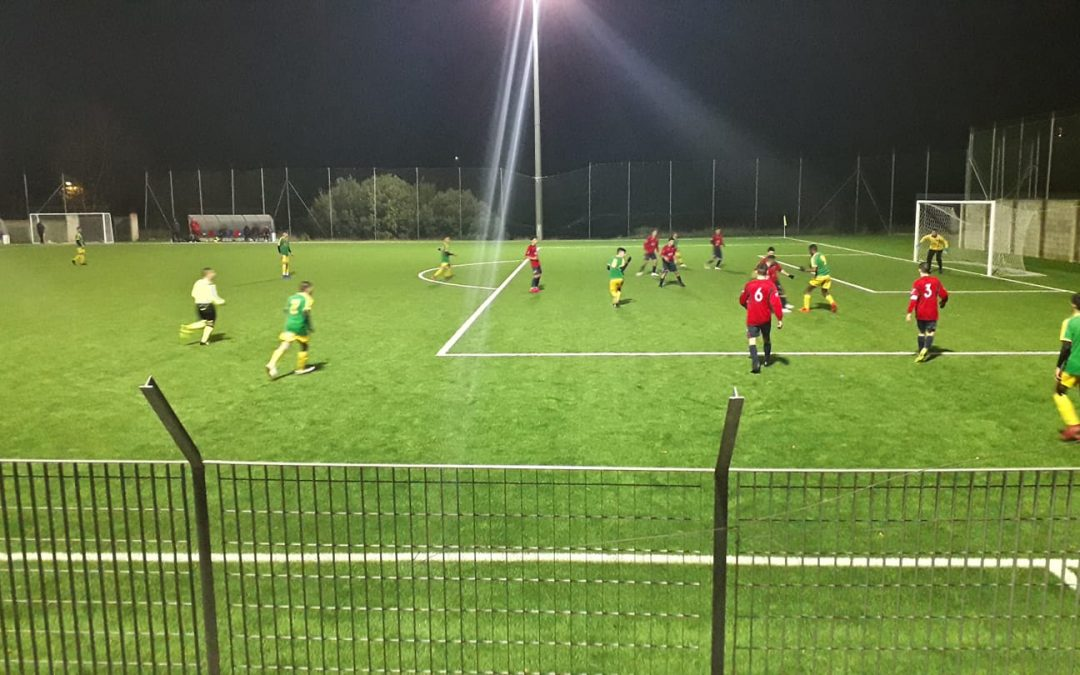 TALORO GAVOI-NUORESE: Coppa Italia 1-2